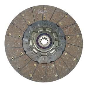 Valeo 841375 tractor yutong bus truck clutch disc