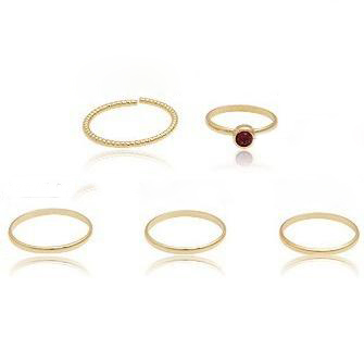 Cute Gold Five Finger Ring Fashion Latest Gold Ring Designs For Girls Buy Five Finger Ring Latest Gold Ring Designs For Girls Fashion Ring Product On Alibaba Com