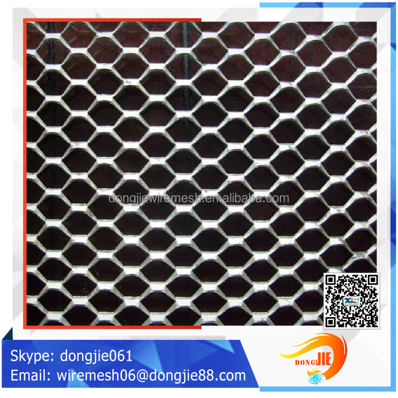 Alibaba China factory supplier professional expanded metal/complete in specifications stretch metal mesh