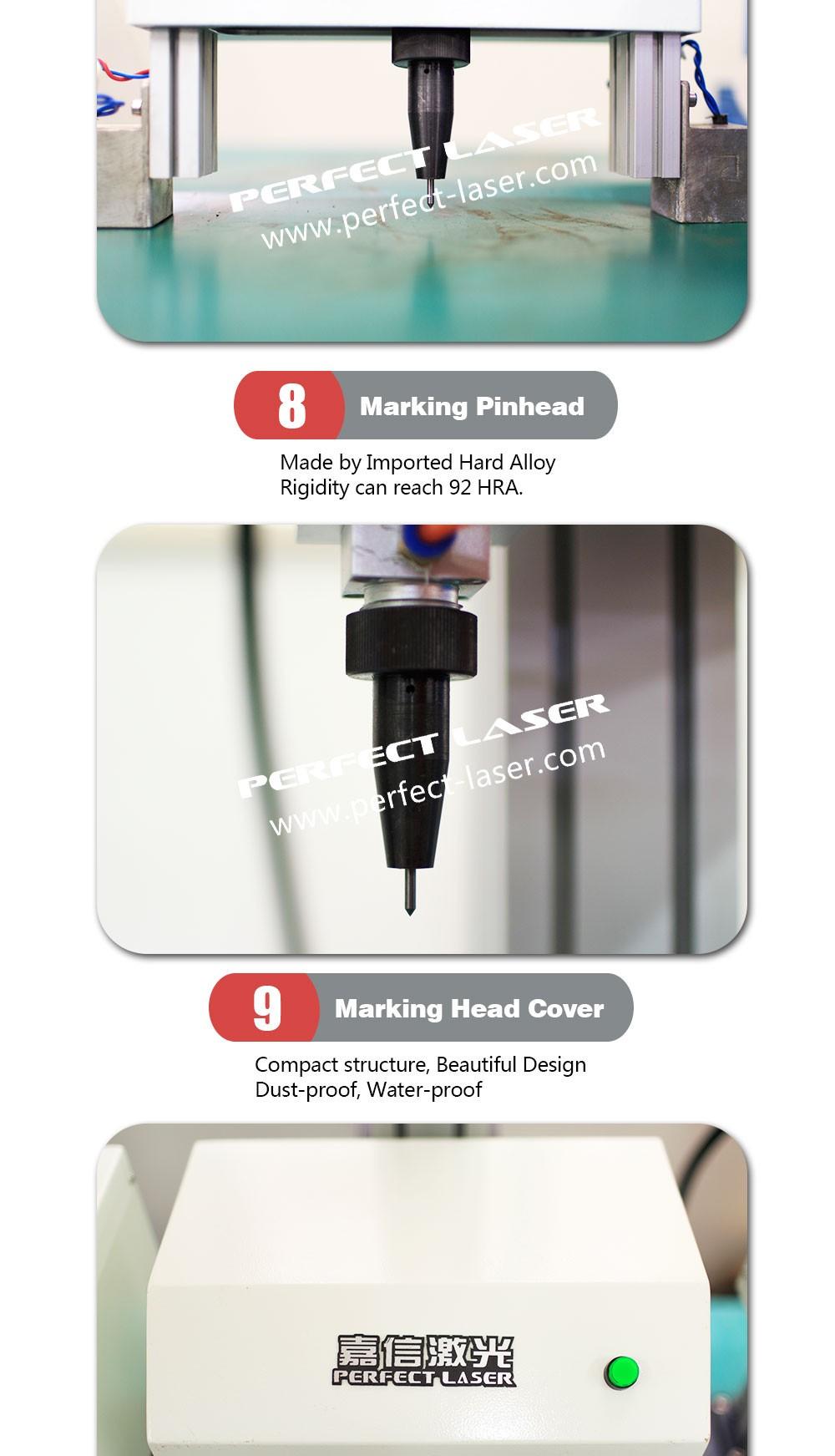 peen marking machine