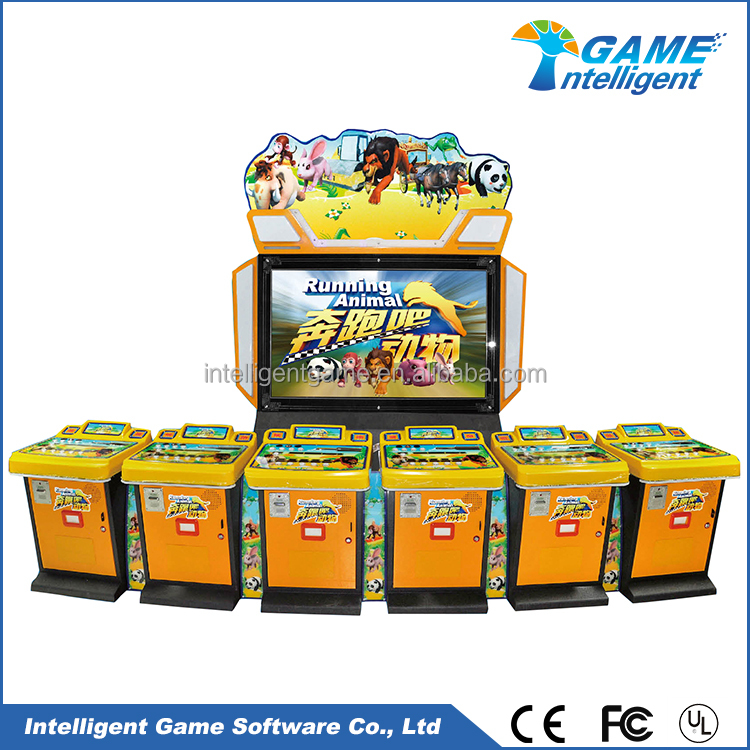 Running Animals casino coin machine online