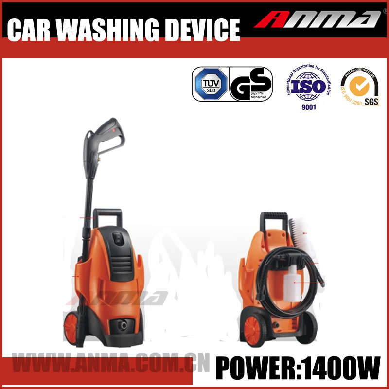 Car care cleaning tool portable high pressure washer machine