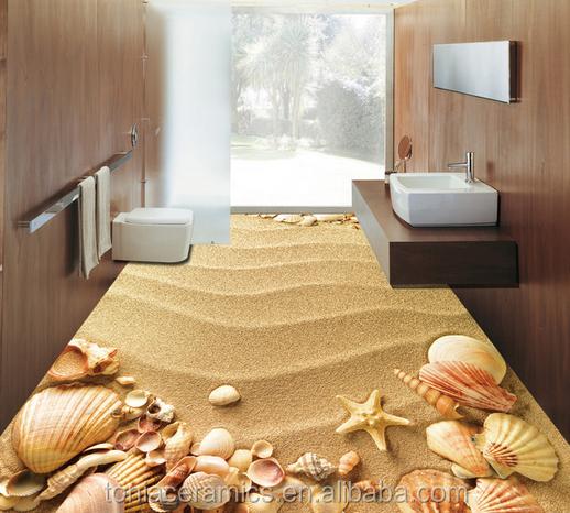sandbild 3d bodenbelag mordern haus bathromm fliesen design f r wand und boden pozellan produkt. Black Bedroom Furniture Sets. Home Design Ideas