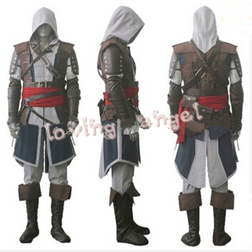 Cheap Connor Kenway Cosplay Costume Find Connor Kenway Cosplay