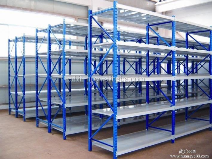 Heavy Duty Wire Decking Warehouse Medieval Multi Level Racks / Rack ...