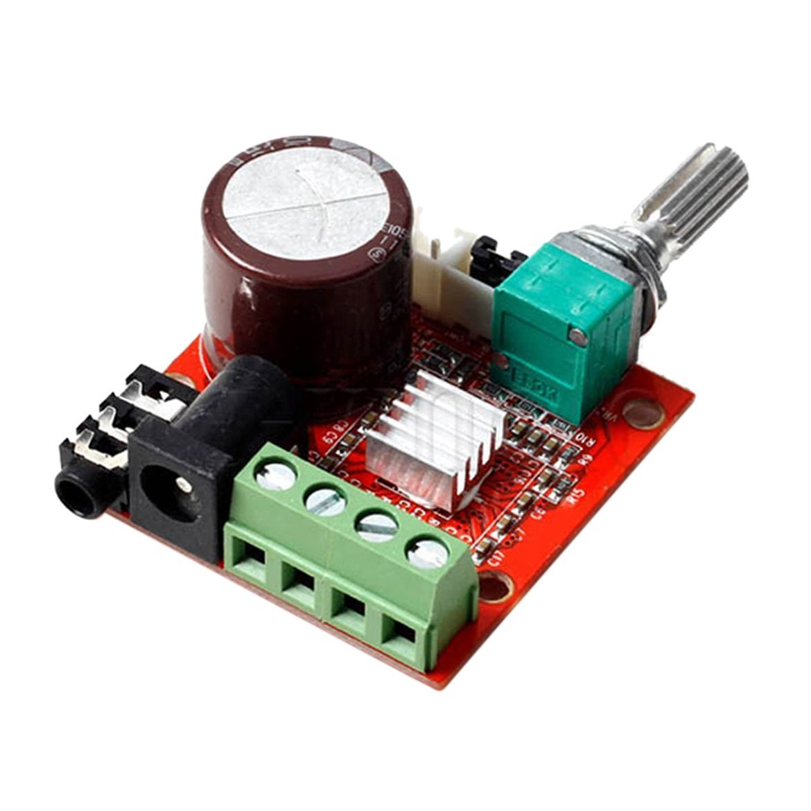 Cheap Hi Fi Audio Amplifier Find Deals On 20w Power Circuit Based Tda2040 Get Quotations Board Sodialr Mini Stereo 2x10w Pam8610