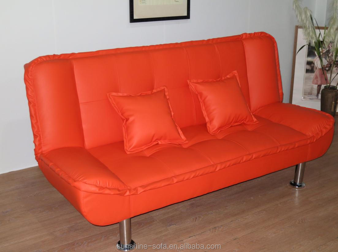Europe Sofa Bed/ Leather Sofa