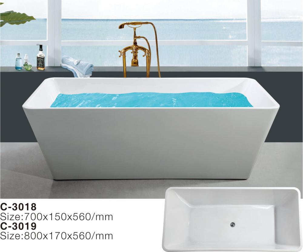 Vasca Da Bagno Plastica Portatile : A buon mercato camminare in bianco di plastica portatile vasca da