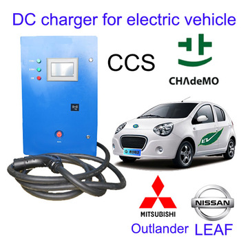 Setec 20kw Ev Dc Fast Electric Car Charging Station Compliant Chademo Protocol