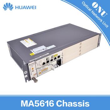 HUAWEI MA5616 chassis GPON EPON GE ONT/ONU mini dslam mini-MSAN scenarios  ip dslam for adsl/vdsl, View HUAWEI MA5616 chassis gpon epon ONT/ONU,  Commai