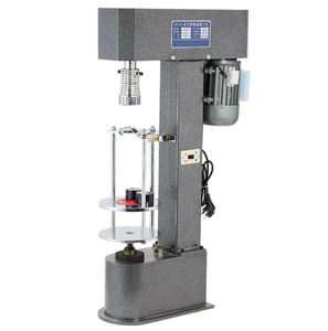 CE Certification Capping Manual Machine / Capping Machine For Threaded Cap