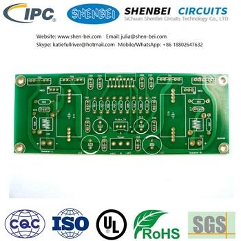 Attactive Price Bare Pcb Printed Circuit Board For Projector,Scr ...
