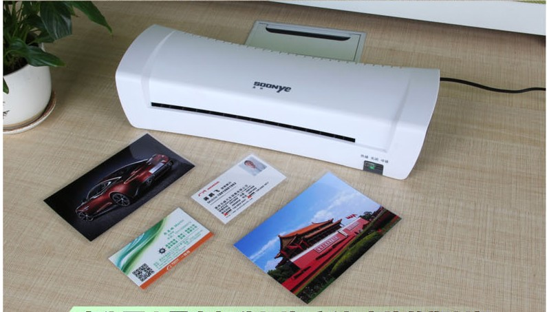 SL200 A4 Hot and Cold Laminating Machine for Home And Office Use