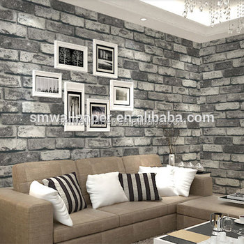 3d Stone Brick Design Pvc Wallpapers For Restaurant Decoration Buy 3d Stone Brick Design Wall Paper Wallpaper For Restaurant Decoration Product On