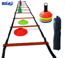 agility ladder and cones set for speed training