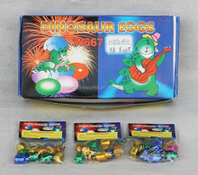W667 Dragon Eggs Fireworks Pili cracker toy fireworks 1.4G 0336 factory price