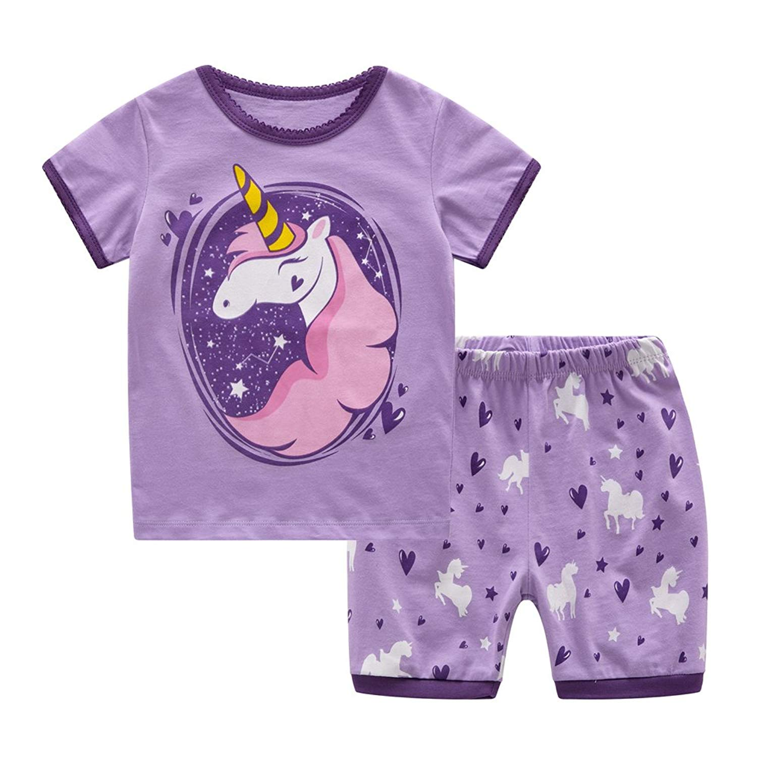016dbdc575bd Cheap Cute Pajamas For Little Girls