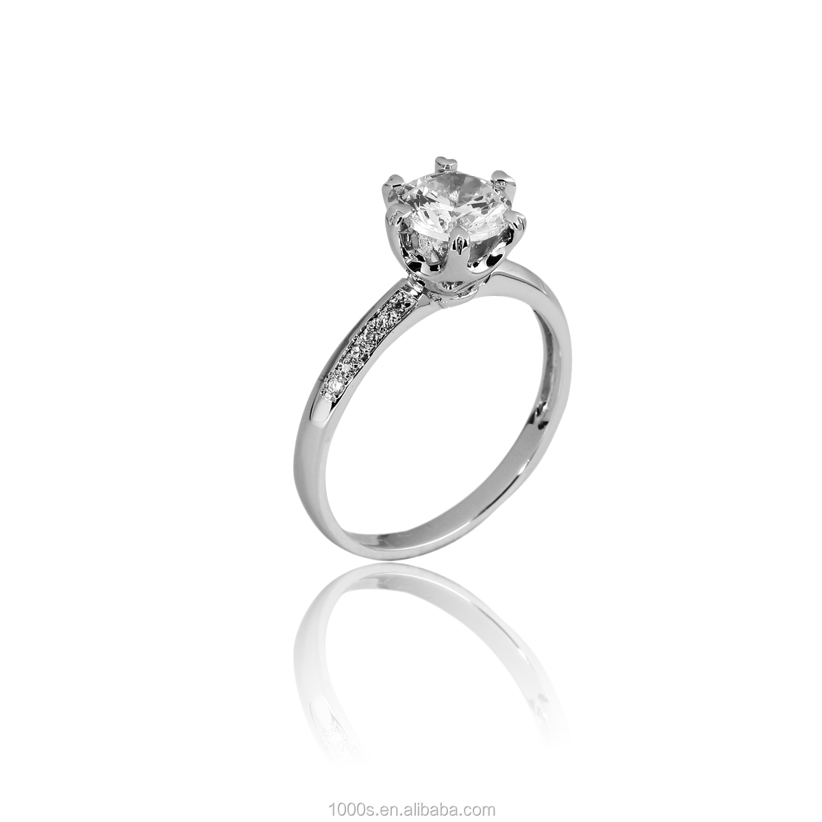 single wedding engagement rings diamond jewellery promise ring