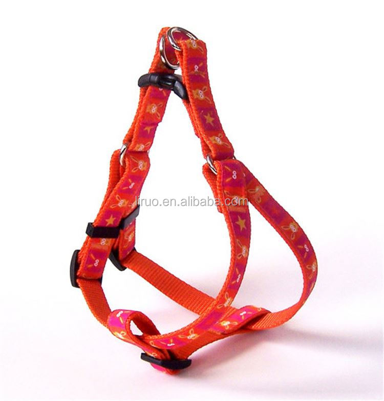 New product different types easy walk dog harness for sale