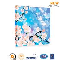 Custom printed fabric painting designs images