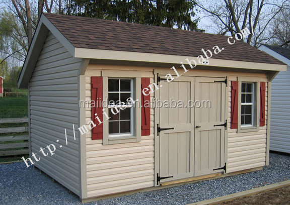 Best seller prefabricated hut with durable materials kids play hut Customization prefab huts