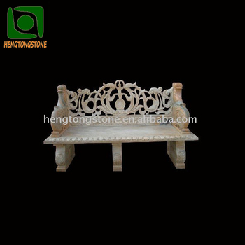 Pleasant Carved Carden Stone Bench Seat With Back Buy Garden Stone Bench Seat Carved Garden Stone Bench Seat Garden Stone Bench Seat With Back Product On Theyellowbook Wood Chair Design Ideas Theyellowbookinfo