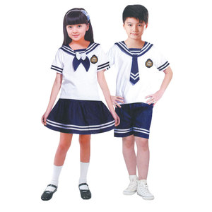Full set school uniform with Navy sailor collar for uk wholesale products
