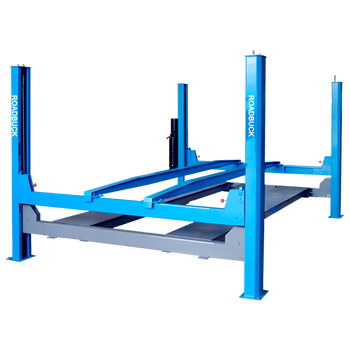 Four Post Lift >> The High Quality Roadbuck Four Post Lift Car Washing Lift Buy Car Lift Free Post Lift Car Washing Lift Product On Alibaba Com