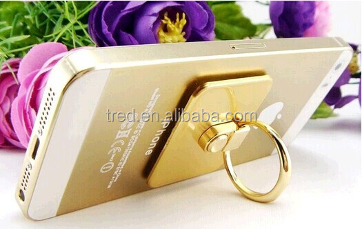 360 Degree Revolving cute ring holder for mobile phone in factory wholesale price