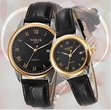 2016 newest business genuine leather 3ATM water resistance japan movt quartz watch stainless steel back wrist watches men women