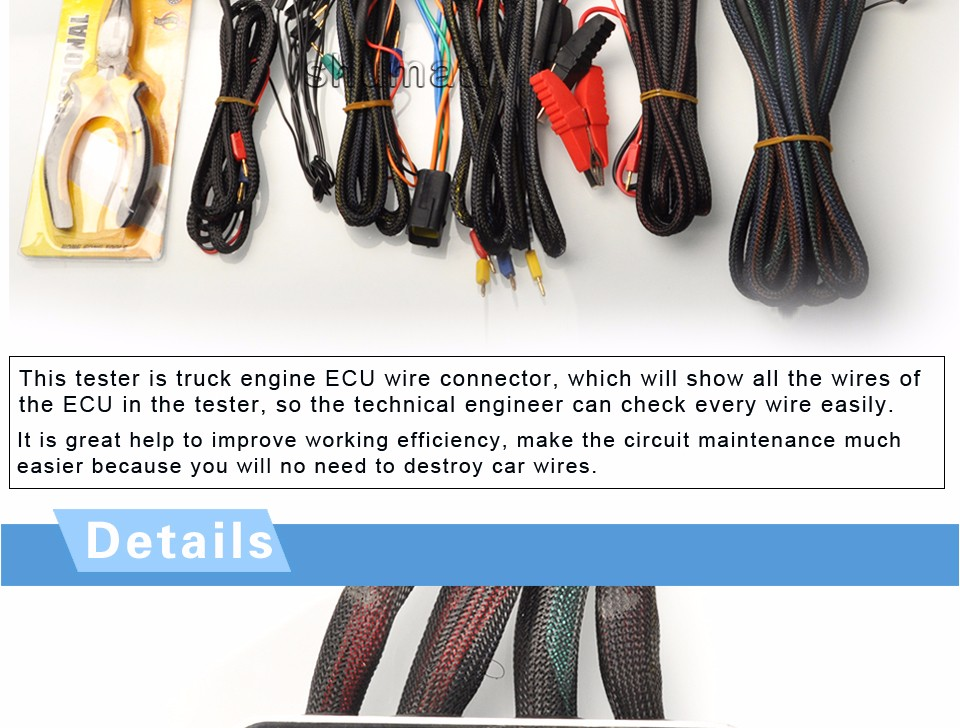 Professional ecu diagnostic tool bo sch edc7 sd3-7 ecu wire harness quick tester  (2).jpg