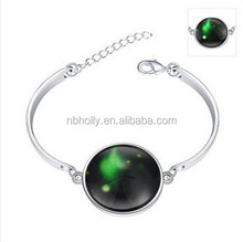 Aries stars luminous bangles cheap personalized bracelet