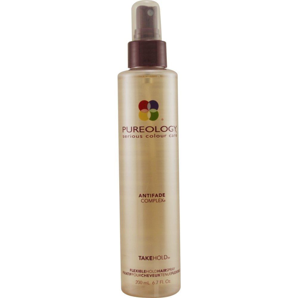 Pureology Take Hold Hair Spray Unisex, 6.7 Ounce