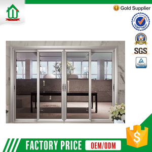 Easy to slide 96 x 80 sliding glass door