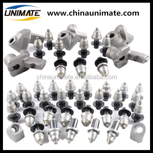 Road milling bit for coal mining KT W8M/20 road milling tools Concrete milling bit W6L-G/20