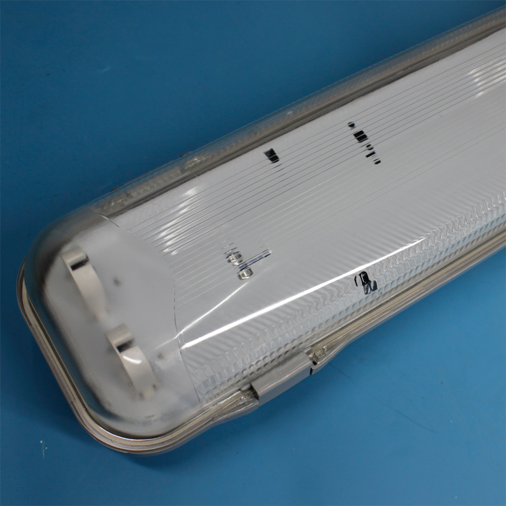 Led t5 t8 tri proof light fixture explosion proof fluorescent lighting fixtures