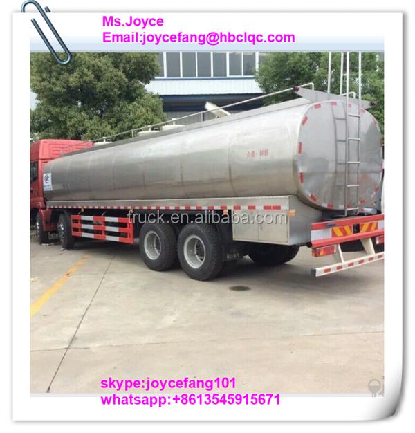 8000liters Milk Transport Truck,Milk Cooling Tank Price,Stainless ...