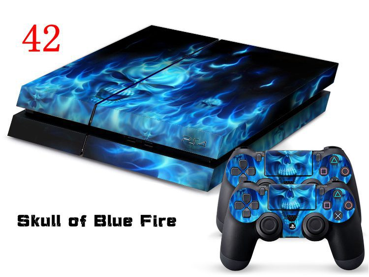 Wholesale For Ps4 Console Skins Wrap Accessory Cover For