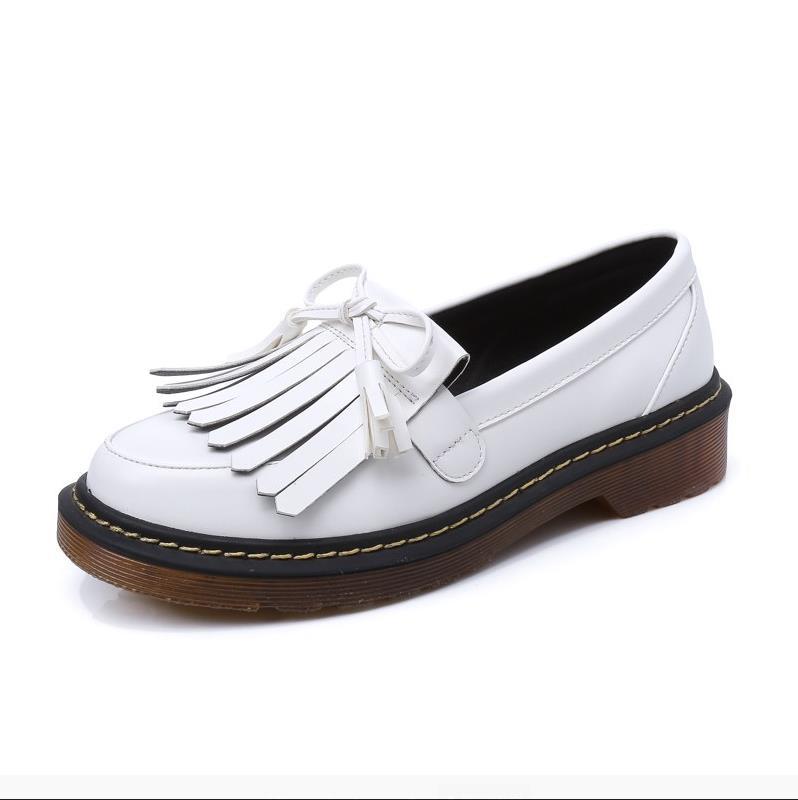 48dbf8b84 Novas Mulheres Mocassins Doces Cor Plataforma Casual Sapatos Mocassim  Sapatos de Outono Mulheres Conforto Plana Sapatos de Plataforma Plana ...