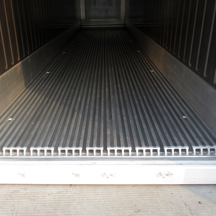 40 feet reefer container equip Thermo King cooling unit R-404a