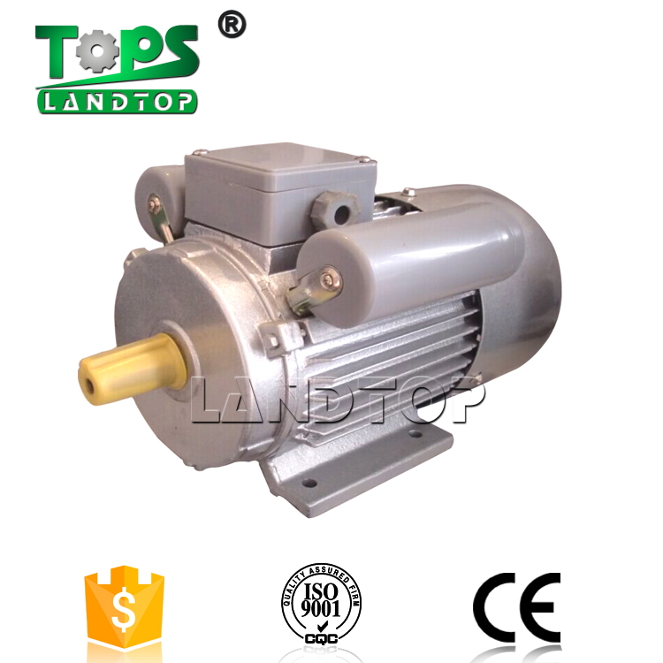 YL8024 singe phase 3 hp 1500rpm 1kw shaft vibrate cast induction dynamo motor