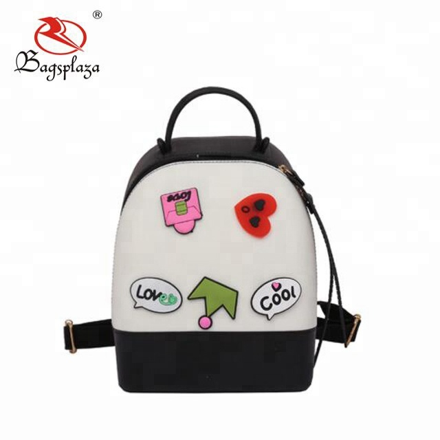 CB083 Hot sale cute girl jelly bag young lady jelly <strong>backpack</strong>