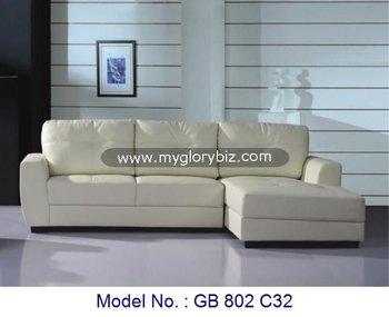 Simple L Shape Sofas Set Modern Design,Beige Leather Corner Sofa Set Living  Room Furniture,Corner Sofa Living Room - Buy Modern Design Leather ...