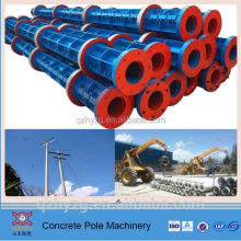 PSC & RCC Concrete Spun Pole Machinery