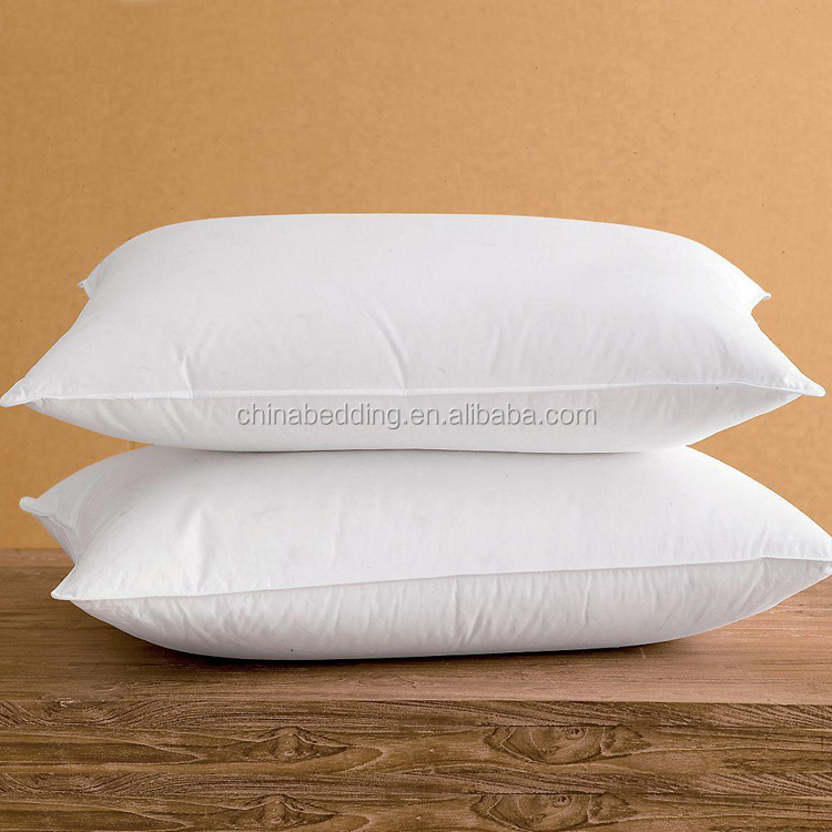 Star Hotel Fiber Fill Pillow 100 Cotton 100 Polyester