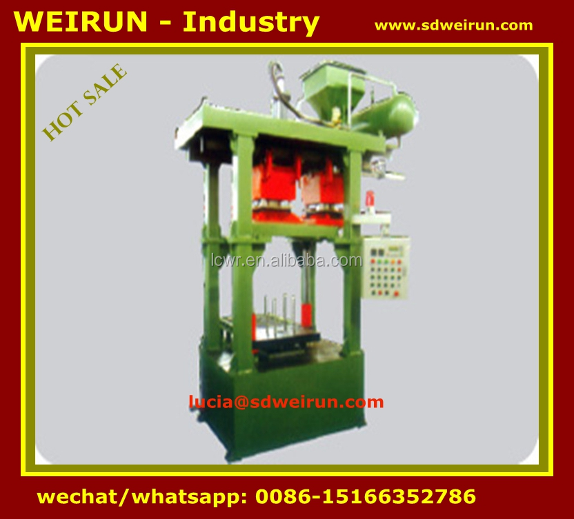 Casting machines core shooter machine