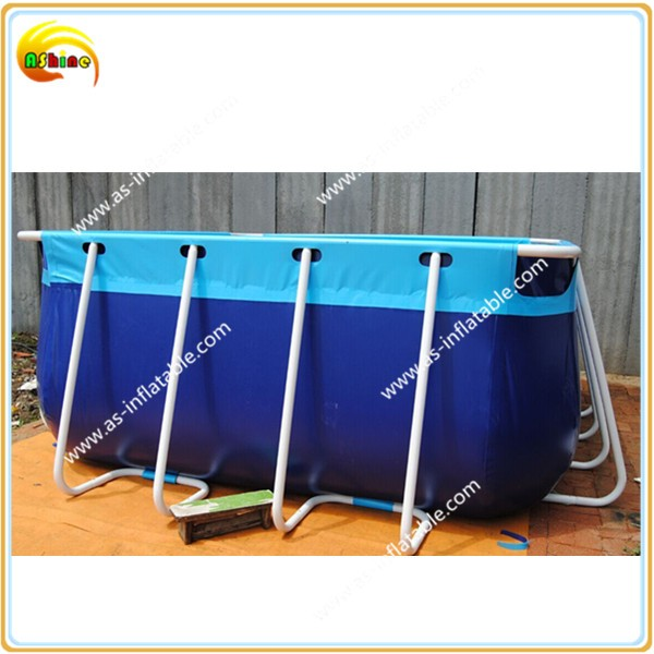 2016 new design rectangular above ground swimming pool for New pool designs 2016