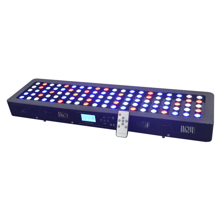 Chinese led aquarium 300 W Volledige Spectrum led aquarium licht koraalrif