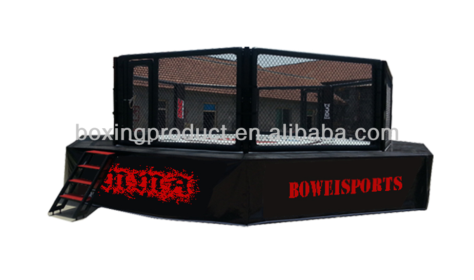 Pro Competition Events Series MMA Cage with Catwalk