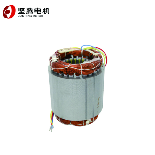 stator for electric dc motor stator lamination